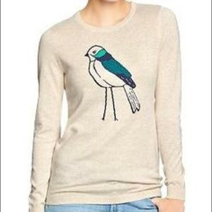 Old Navy Bird Graphic sweater 🍂